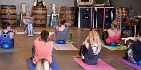 Barre Journey at Greater Good Imperial Brewing tickets
