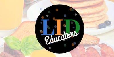 LID Educators End of Year Brunch