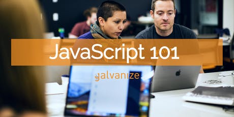 (ONLINE) Learn to Code: JavaScript 101 tickets