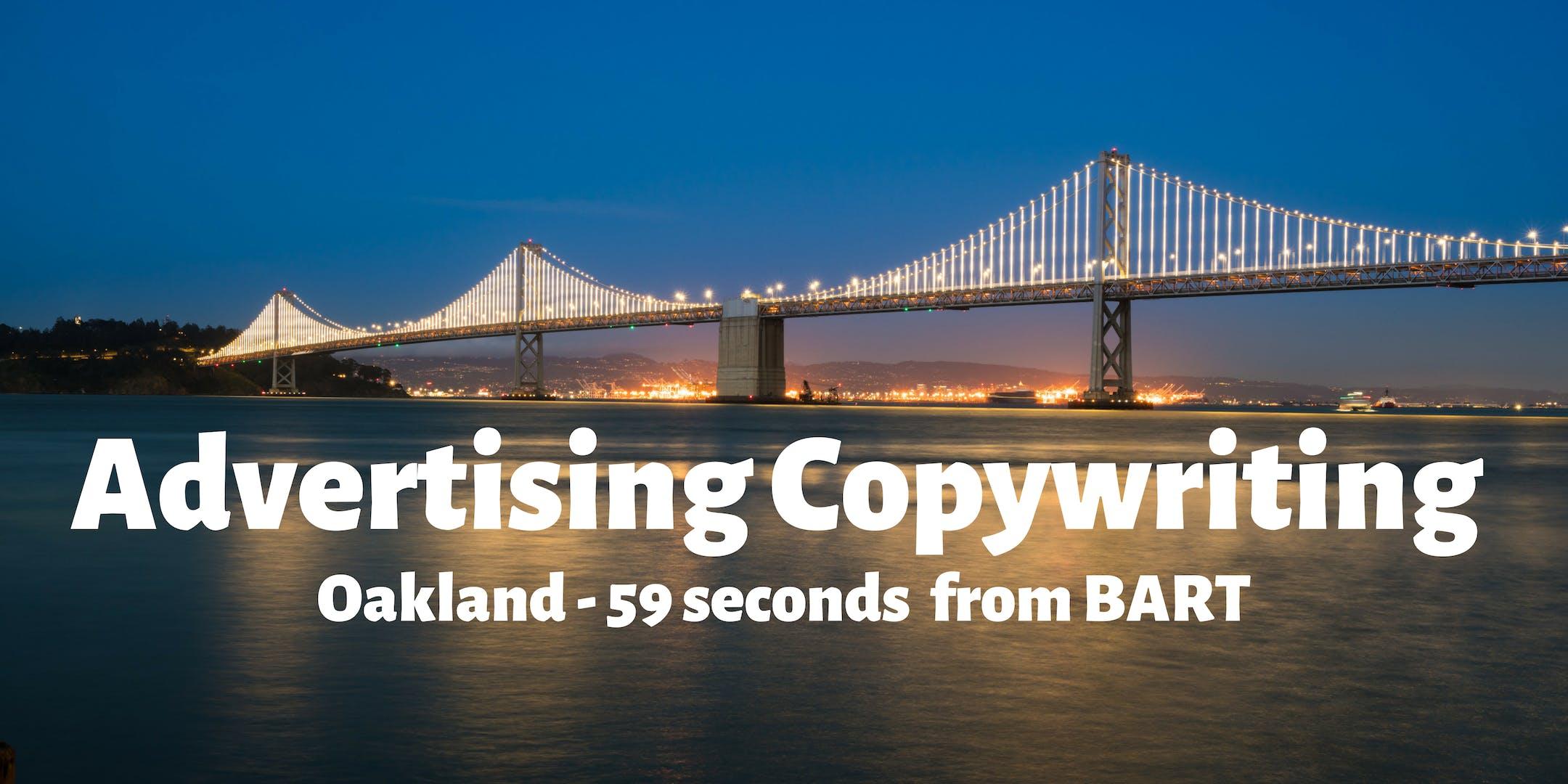 Advertising Copywriting - Live Class