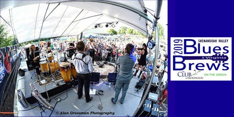 Shenandoah Valley Blues and Brews Festival 2019 tickets