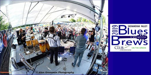 Shenandoah Valley Blues and Brews Festival 2019