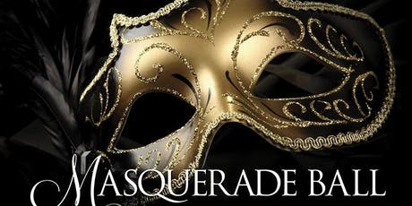 The Business Behind the Mask: Masquerade Ball  tickets