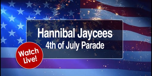 Hannibal 4th of July Parade - National Tom Sawyer Days