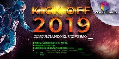 Grupo Ideartte Kick Off 2019