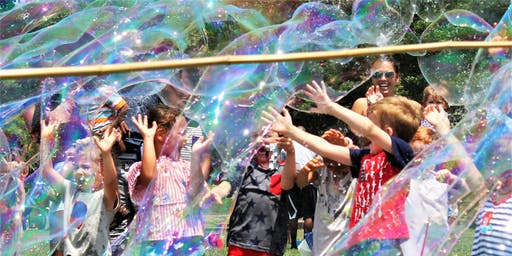 190704- Free Bubble Festival at Pottstown's GoFourth Celebration