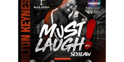 Back to back comedy by Seyi Law and friends