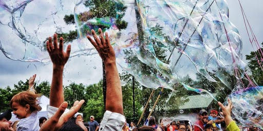 190727- Free Bubble Festival in Chapel Hill, NC