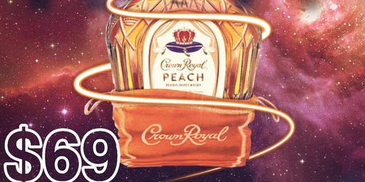 69$ CROWN PEACH Fridays