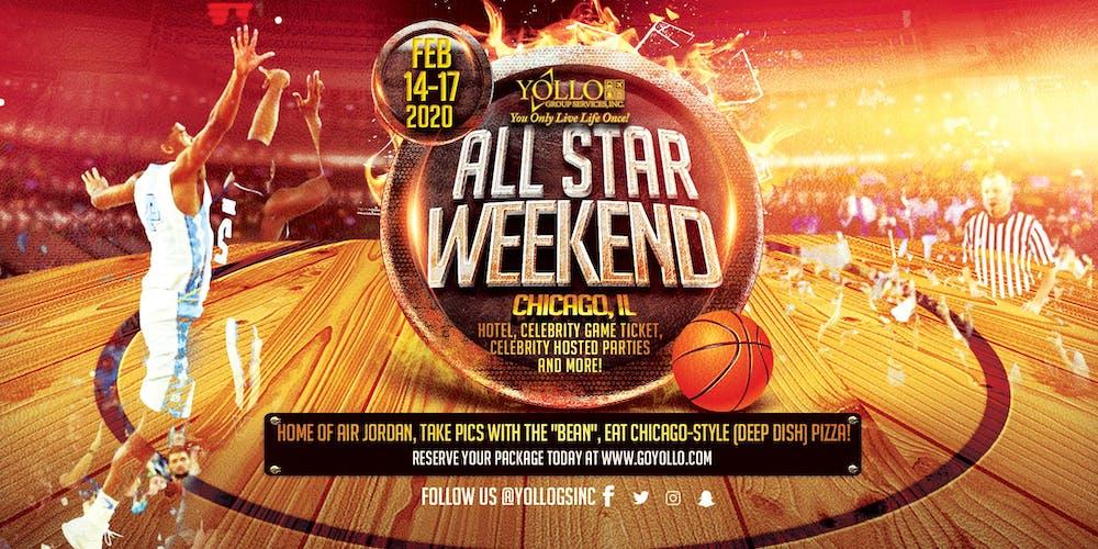 Chicago Events Calendar February 2020 2020 All Star Chicago Tickets, Fri, Feb 14, 2020 at 1:00 AM