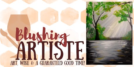 Blushing Artiste - August 8th tickets