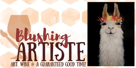 Blushing Artiste - July 25th tickets
