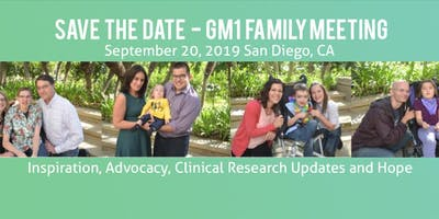 2019 GM1 Family Meeting