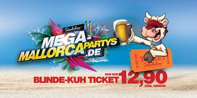 MEGA Mallorcaparty Unterfranken