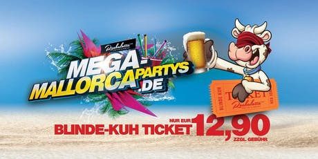 Playa del Mar - Eifel - Das Mallorcaparty Open Air Tickets