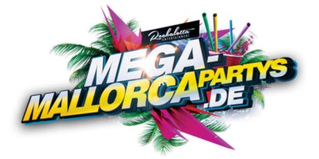 MEGA Mallorcaparty Mainz - Open Air Tickets
