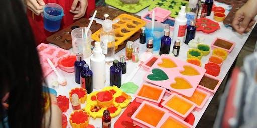 Soap Making For Hari Raya 2019 - BF1 - 29 Jun 2019
