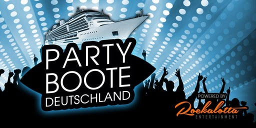MEGA Mallora Partyboot - Frankfurt