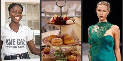 """Inaugural EMPOWERING CHICKS \""""Project\""""HIGH TEA"""
