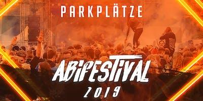 Parkplatz Abifestival Bonn - 2019