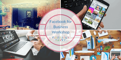 Facebook for Business Social Media Workshop