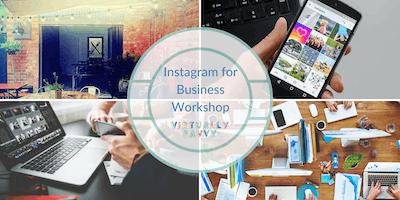 Instagram for Business Social Media Workshop