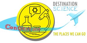 ConQEST 2019 - Destination Science: the places you can...