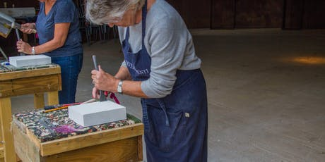 STONE CARVING FOR BEGINNERS with John Davey tickets