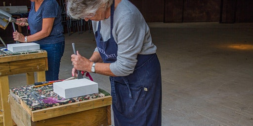STONE CARVING FOR BEGINNERS with John Davey