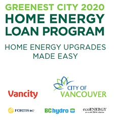 City of Vancouver Home Energy Loan Program logo
