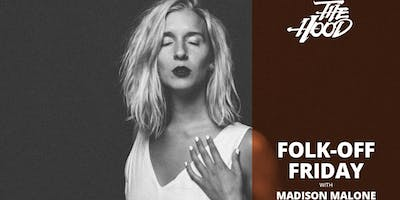 Folk-Off Friday with Madison Malone + Apéro