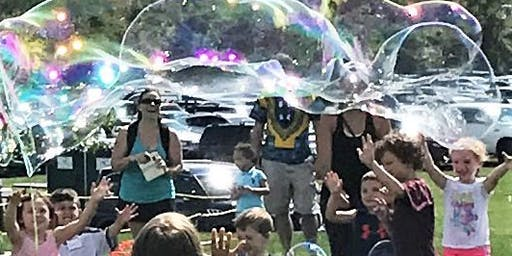 190929- Free Bubble Festival, Schuylkill Haven, at The Arts Barn
