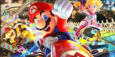 Mario Kart Abend