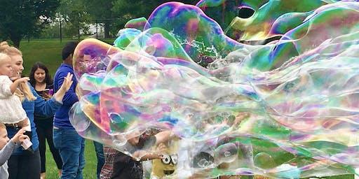 191005- Free Bubble Festival at Upper Merion Fair & Fall Fest