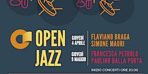 OPEN JAZZ SPRING DUETS • Petrolo & Dalla Porta