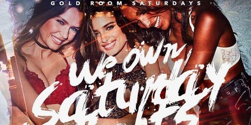 Saturday Night Live at Gold Room [Guestlist]
