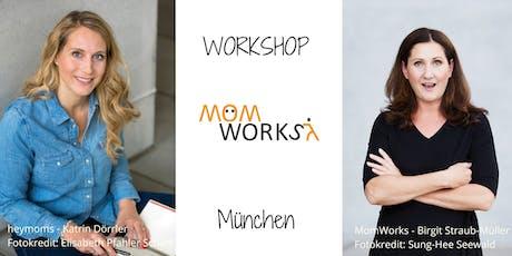 Workshop: Mit Pinterest durchstarten. Mit Katrin Dörrler von heymoms. Tickets