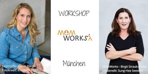 Workshop: Mit Pinterest durchstarten. Mit Katrin Dörrler von heymoms.