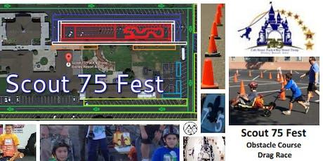 2019 Scout 75 Fest - Pushcart Races & More! tickets
