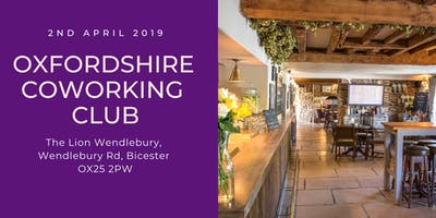 Oxfordshire CoWorking Club Launch Event