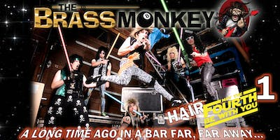 Hair Force One - May The (Hair) 4th (1) Be With You - Live at the Brass Monkey!!!