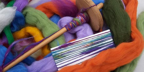 In a Spin! - Yarn Spinning Workshop tickets