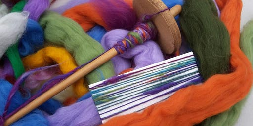 In a Spin! - Yarn Spinning Workshop