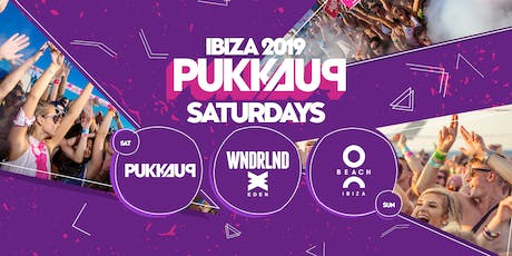 Pukka Up - Saturday Sunset Boat Party with WNDRLND @ Eden  tickets