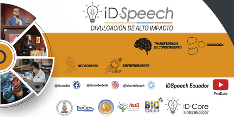 iD-Speech: Divulgación de Alto Impacto - Capítulo Bio ESPE entradas