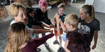 Not Quite Ripe Improv Summer Camp - Entering 4th - 6th Grades