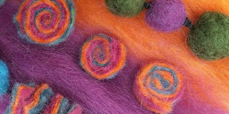 Felt Beads Workshop tickets