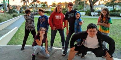 Not Quite Ripe Improv Summer Camp - Entering 7th & 8th Grades