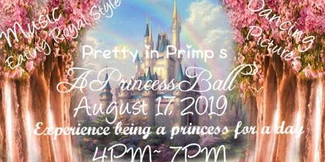 A Princess Ball tickets