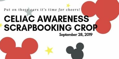 Celiac Awareness Scrapbooking Day tickets